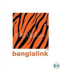Banglalink Most VIP Golden SIM Card for Sale.01670 65 65 65.