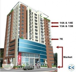 Ready Apartments in Tropical Alauddin Tower at Uttara