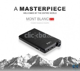 Portable Headphone Amplifier Fiio E12