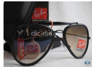 Ray Ban 3428 ALM Chocolate Shade Bosch Lomb RB Hard Wall