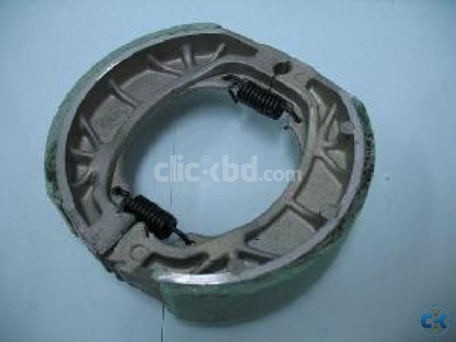 Genuine Brakeshoe of Bajaj | ClickBD large image 0