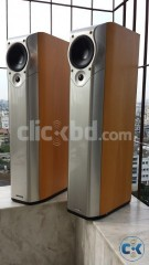 Mission M52 Floorstanding Speakers Made In England