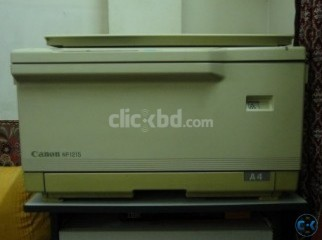 Canon NP- 1215 PhotoCopy Mechine