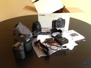 Canon EOS 6D Digital SLR Camera Black. Canon EOS 6D 20.2 MP