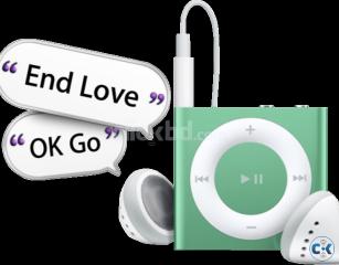 iPod Shuffle 2gb J26 Bashundhara city