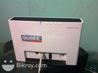 Qubee Gigaset SX682 Modem Prepaid
