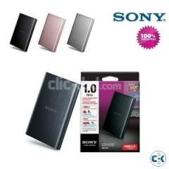 Sony 1TB External USB 3.0 Portable Hard Drive