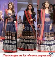 Bollywood Replica Lehenga of Shilpa Shetty