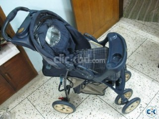 Heavy Duty STROLLER for infants to age Six
