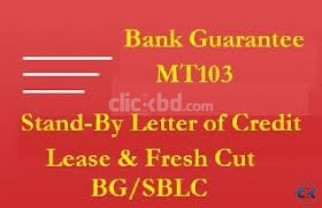 We have direct providers of Fresh Cut BG SBLC and MTN LEASE