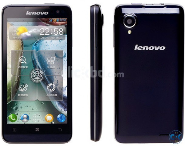 Lenovo p770 Mobile for sell 3500 MAH battery  | ClickBD large image 0
