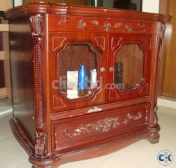 Malaysian wooden Bed Side Table