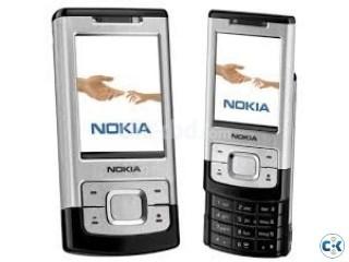 Nokia 6500s Slide