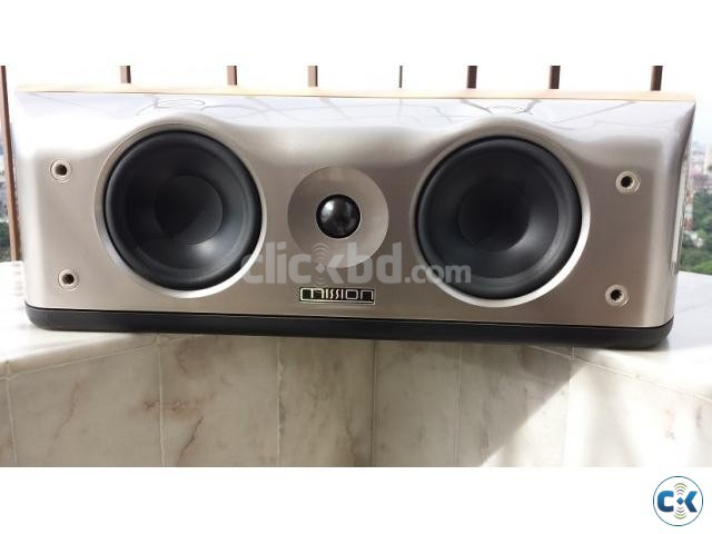 MISSION M5 Series AV Stereeo Speaker Set Made In England | ClickBD large image 1