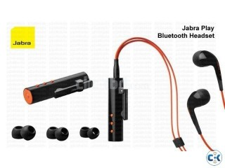 Jabra Play Bluetooth Stereo Headset