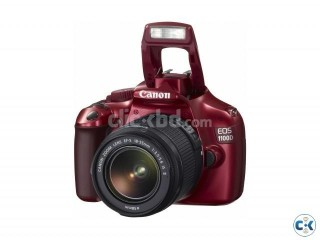 Canon 1100D with 18-55mm Kit