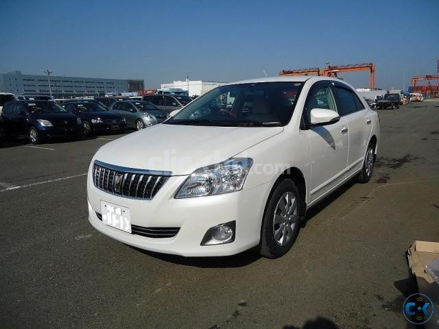 Brand New Toyota Premio 2013 Pearl | ClickBD large image 0
