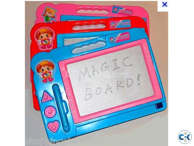 magic board for kids | ClickBD large image 0