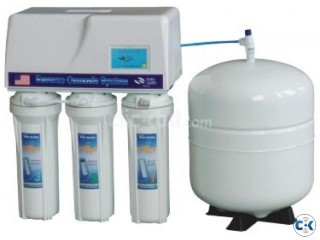 water purify reverse osmosis system 5 stage brand new