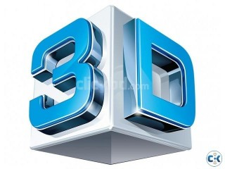 3D BluRay Movies for LCD LED specially 3D TV 01616-131616