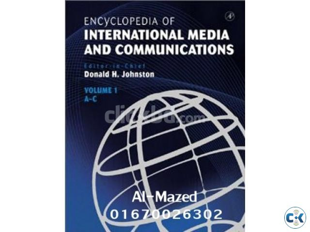 Encyclopedia of International Media and Communications | ClickBD large image 0
