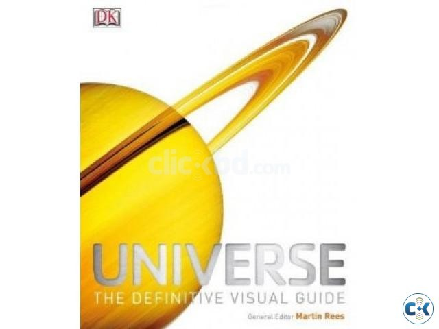 Universe The Definitive Visual Guide | ClickBD large image 0