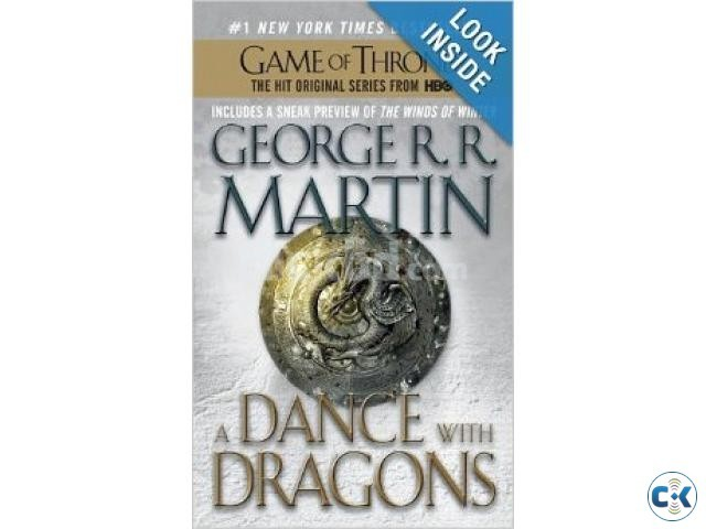 A Dance with Dragons A Song of Ice and Fire Book Five | ClickBD large image 0