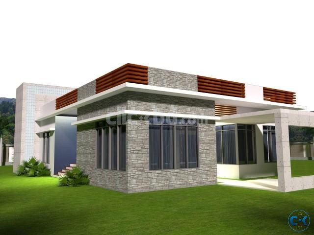Design your dream house duplex triplex villa resort clickbd for Make your dream house