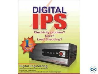 IPS machine 625VA with 130AH battery