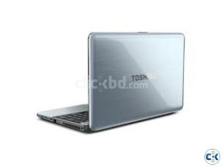 Toshiba Laptop Core i7 3rd