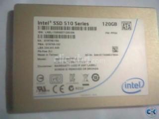 120GB SSD HARD DISC INTEL
