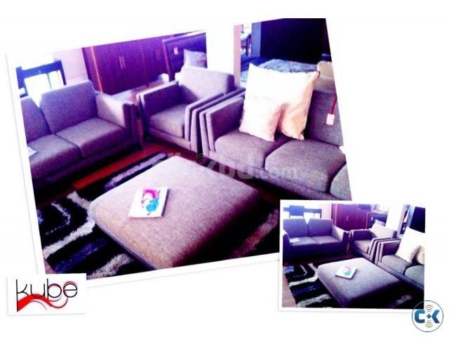 Kube Sofa Sets Sale On | ClickBD large image 0