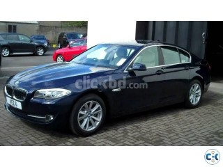 BMW 520d 2011 Brandnew Purchased