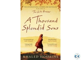 A Thousand Splendid Suns original book