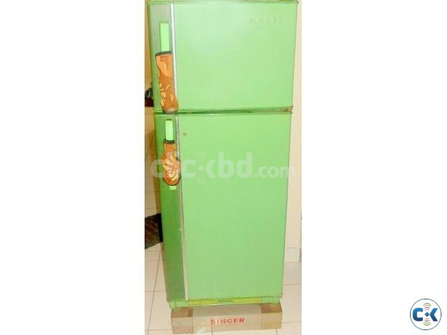 Singer Brand Fridge very good condition | ClickBD large image 0