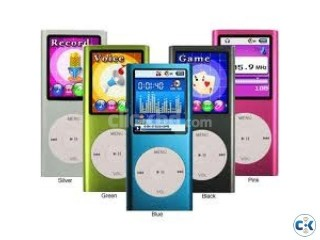 iPod Nano 5th Generation 16GB Clone