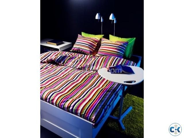 Export Quality Bedsheet | ClickBD large image 2