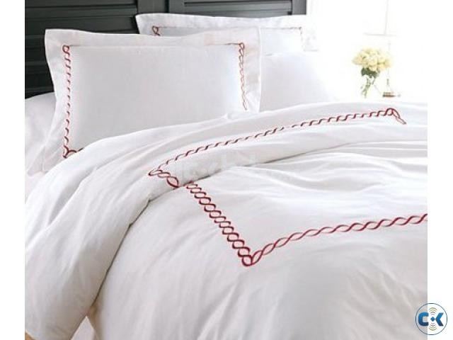 Export Quality Bedsheet | ClickBD large image 3