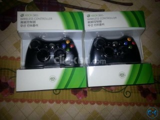 Xbox 360 wireless joystick sealed for sell