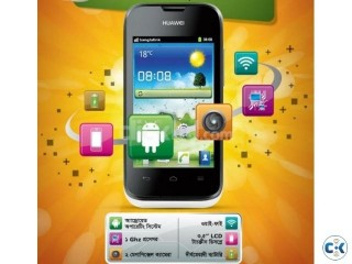 New Huawei Ascend y210  with 1000 less