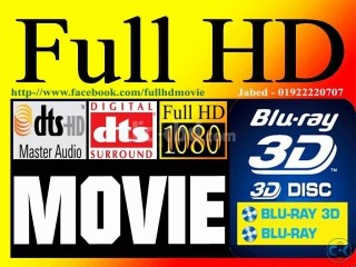 4K UHD 1080p Blu-Ray 2D 3D