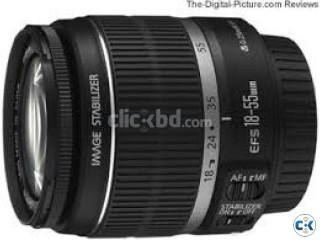 Canon 50mm 1.8 and 18 - 55 fresh condition