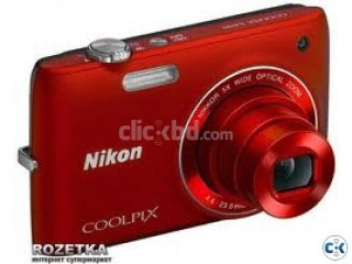 Nikon Coolpix S4150 14 MP Made by Japan