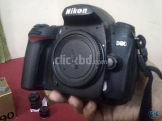 Nikon D90 DSLR Body only