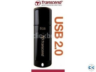 NEW Transcend 8GB Pendrive MUCH LOWER than Market price