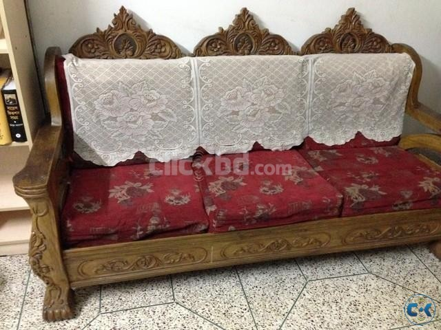 Segun Made Sofa Set 3 1 1 Is Up For Sale Clickbd