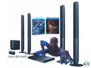 3D Bluray Disc Home Theatre 1000 SONY 3D