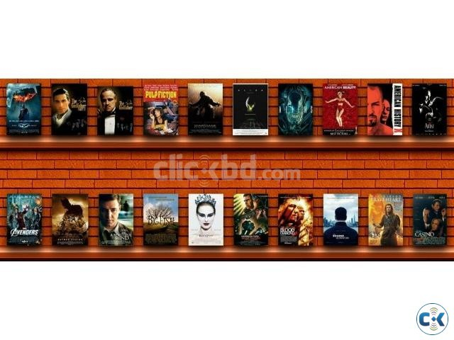 Movie Collection 450 10tk movie | ClickBD large image 0