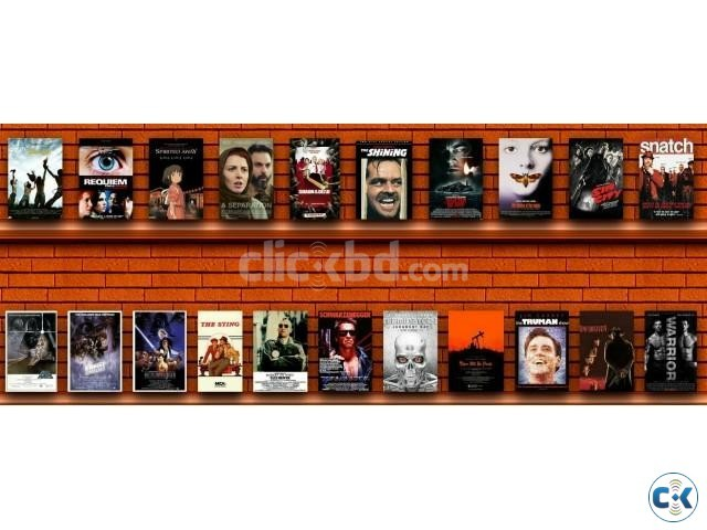 Movie Collection 450 10tk movie | ClickBD large image 3
