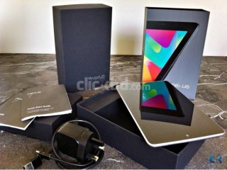 Google Nexus 7 32GB 3G Wifi Android version Jellybean 4.3